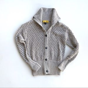 St. John Cardigan Sweater Small